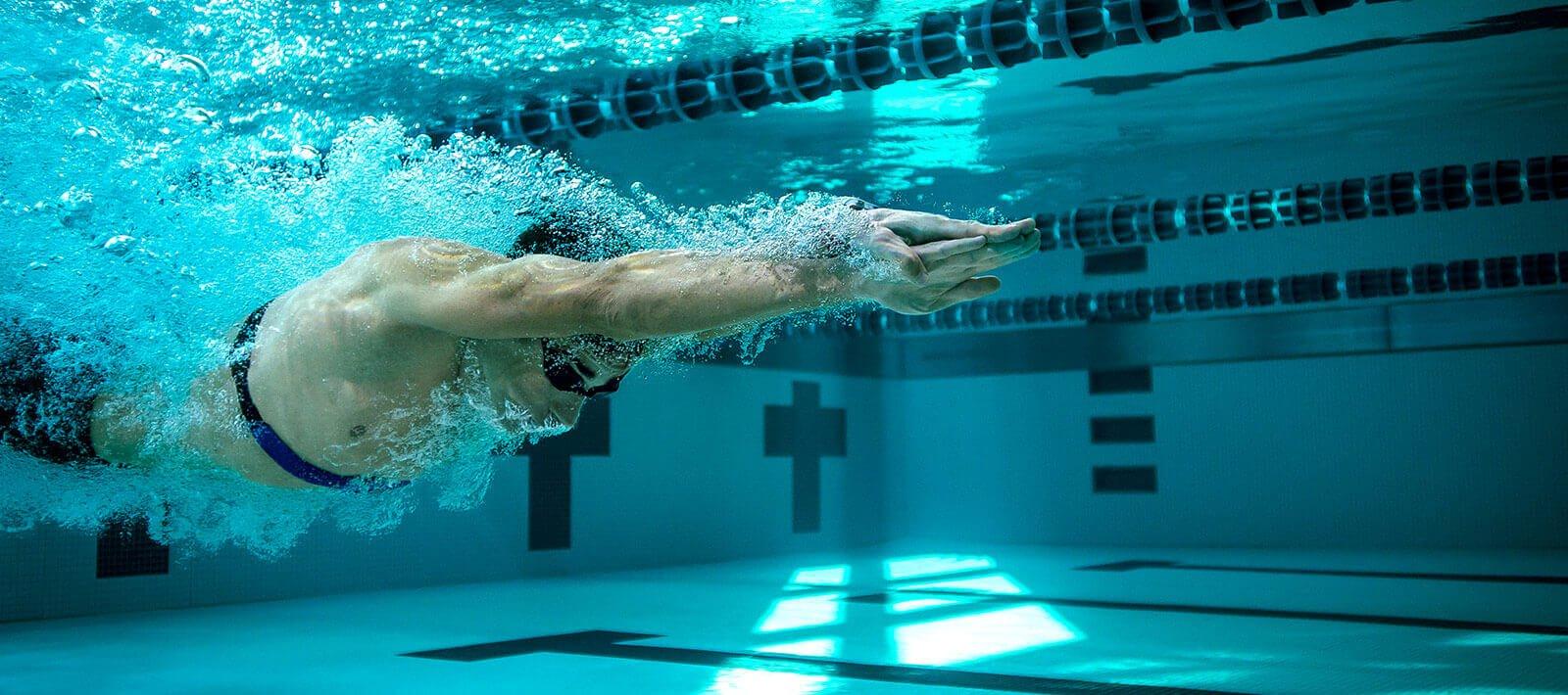 Bơi lội giúp giảm mỡ bụng nhanh chóng mà còn tốt cho sức khỏe