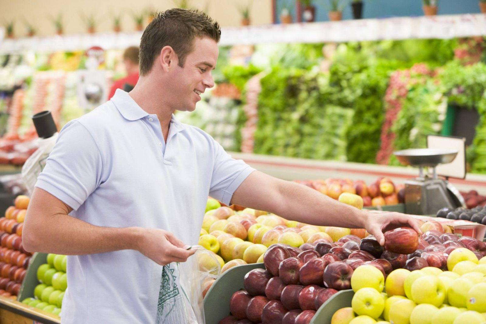 Chế độ ăn hợp lý giúp nam giới giảm cân mà vẫn đảm bảo được sức khỏe