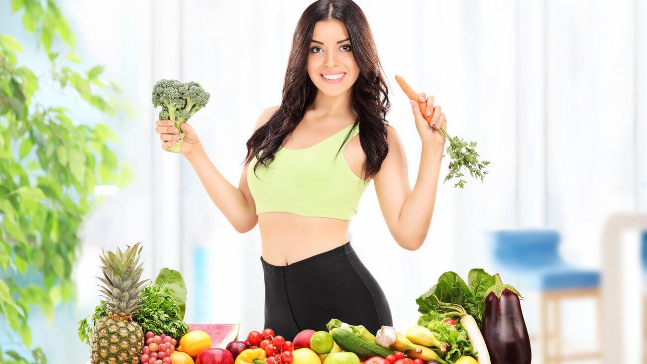 Xây dựng chế độ ăn uống khoa học để duy trì vòng eo lý tưởng sau giảm béo