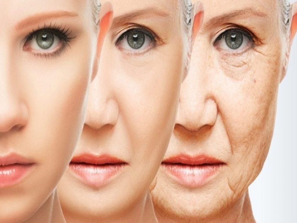 Lão hóa là nỗi ám ảnh chung của nhiều chị em