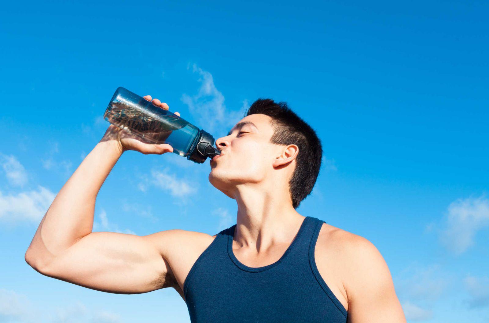 Nước lọc rất cần thiết cho cơ thể và sức khỏe
