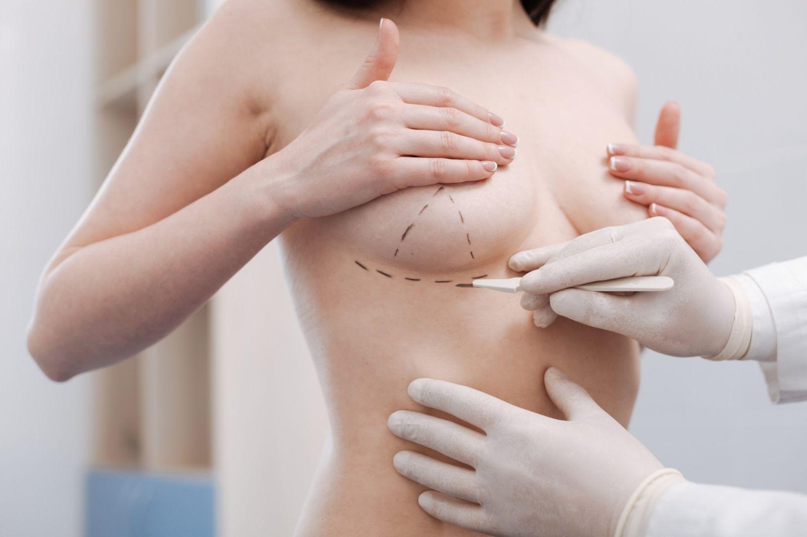 Phẫu thuật nâng ngực nội soi sử dụng thiết bị nội soi rõ nét
