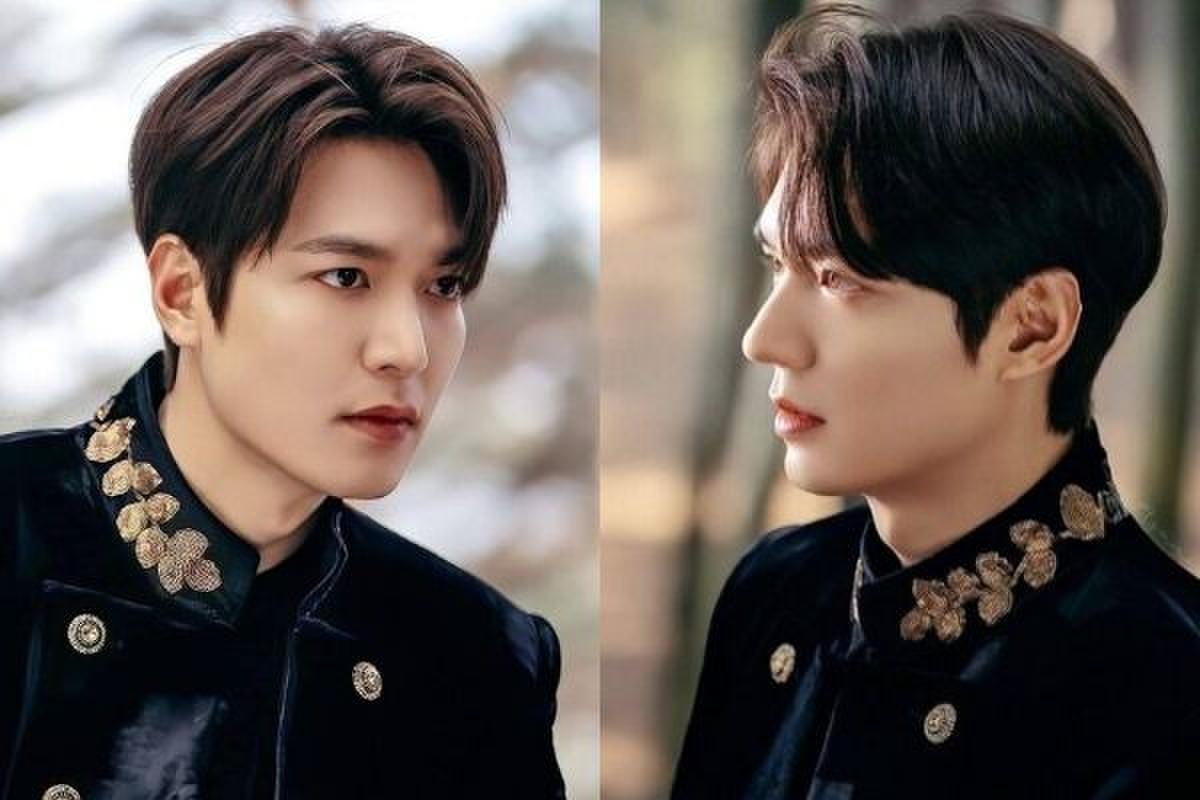 Tài tử Lee Min Ho cực kỳ nổi bật và điển trai với dáng mũi L line