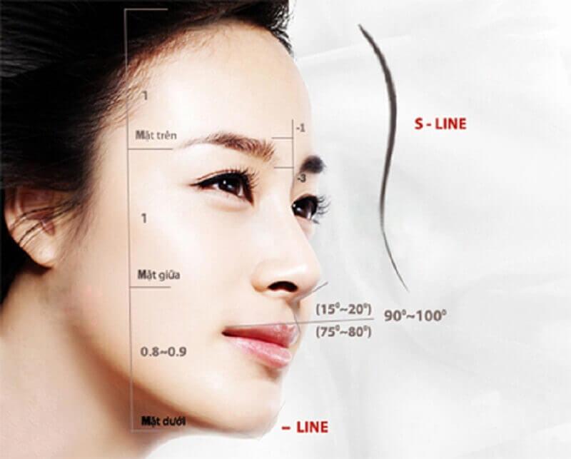 Nâng mũi S line/ Nâng mũi L line mang đến dáng mũi đẹp như ý muốn