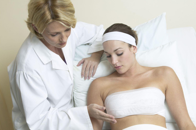 Quá trình hồi phục sau nâng ngực sẽ phụ thuộc vào cơ địa từng người