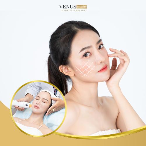 Căng chỉ mediwire nâng cơ mặt, xoá nhăn và trẻ hoá làn da rất hiệu quả