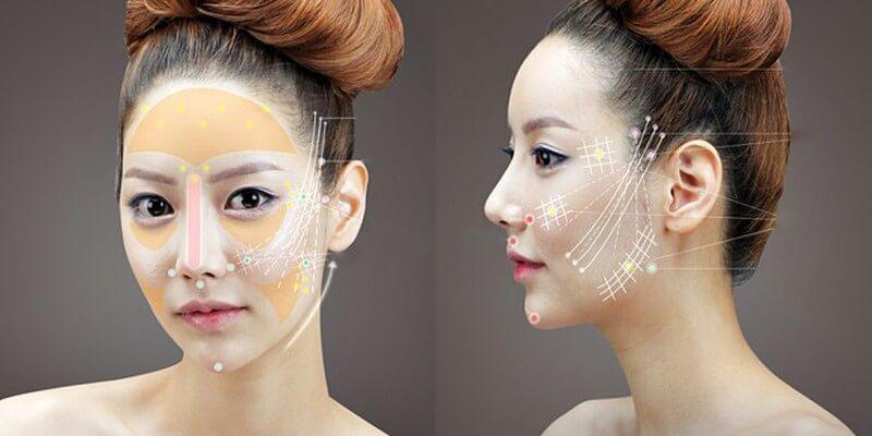 Căng da mặt bằng chỉ có đau không?