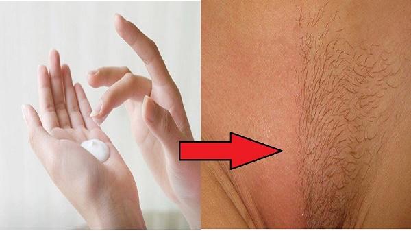 Cạo lông mu sai sách có thể gây kích ứng da