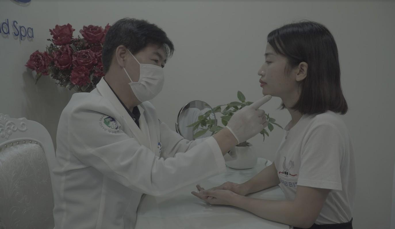 Đội ngũ bác sĩ chuyên nghiệp, kinh nghiệm bài bản
