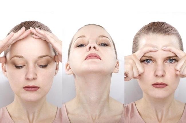 Bạn có thể thực hiện các bài tập cho khuôn mặt để giảm nọng cằm và giúp làn da săn chắc