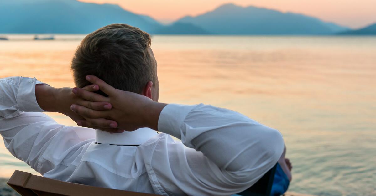 Giảm thiểu sự căng thẳng để cơ thể thoải mái, cơ mặt ít nếp nhăn