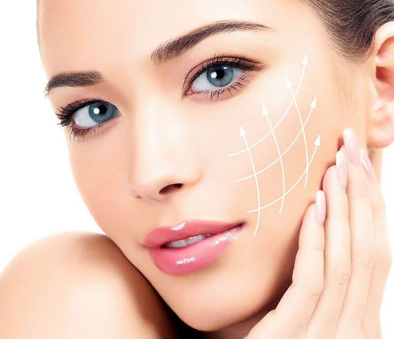 Phương pháp căng da mặt bằng chỉ vàng