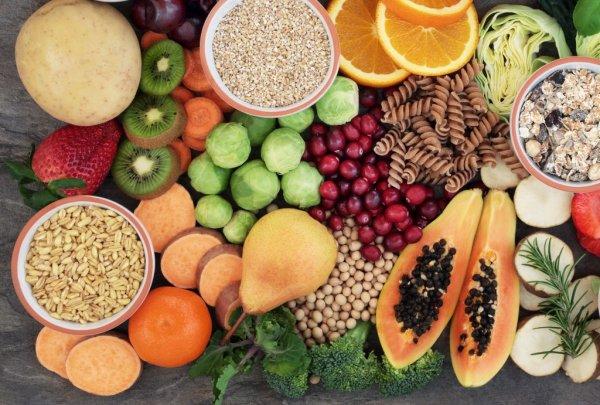 Bổ sung nhóm thực phẩm chứa nhiều chất xơ