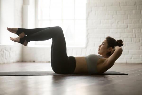 Thực hiện bài tập nâng cao hông