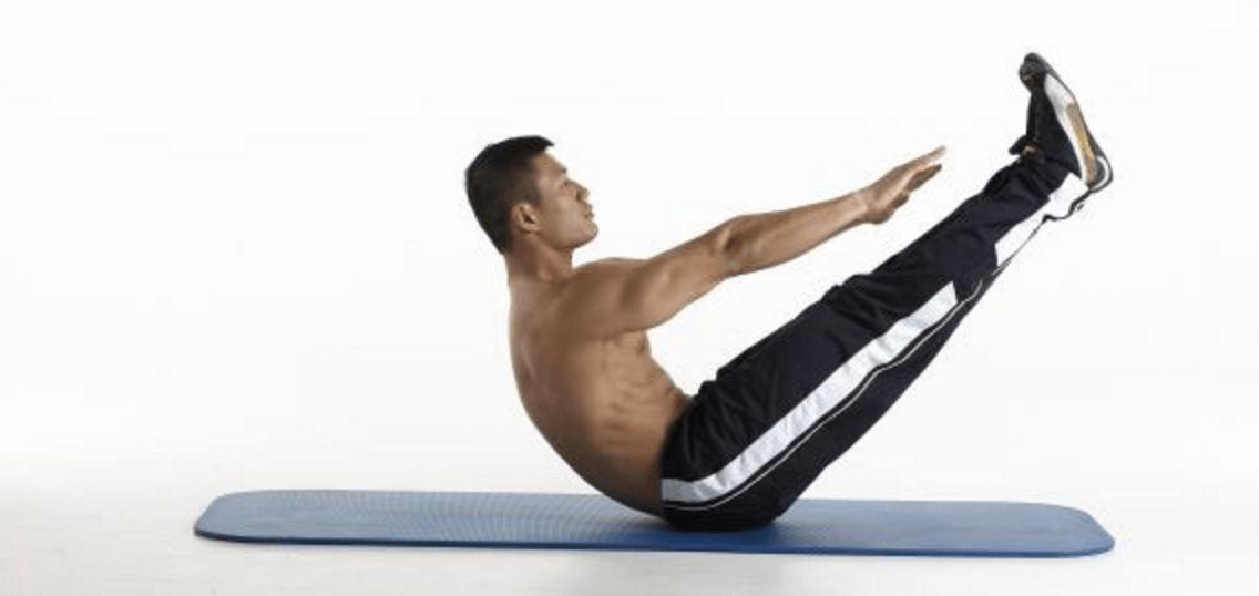 Bài tập giảm mỡ bụng cho nam dễ dàng thực hiện mà hiệu quả cao