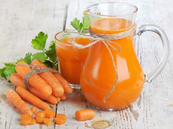 Cà rốt đốt cháy mỡ thừa, giúp da khỏe đẹp