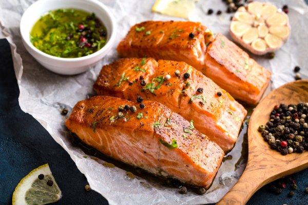 Ăn nhiều hải sản cũng là cách giảm mỡ của người Nhật