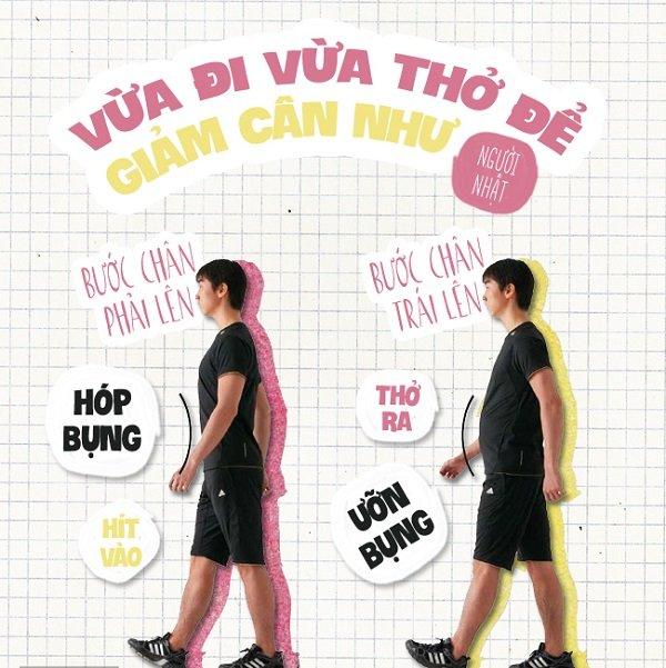 Một số lưu ý khi đi bộ để giảm mỡ bụng