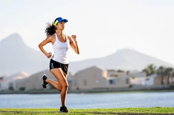 Chạy bộ trong thời gian từ 30-40 phút
