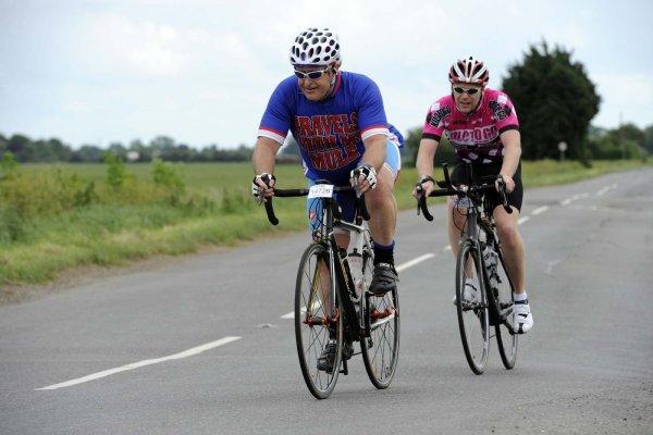 Điều chỉnh tốc độ đạp xe phù hợp