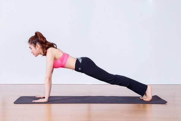 Những động tác giảm mỡ bụng nhanh nhất