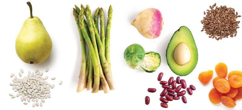 Bổ sung thực phẩm giàu chất xơ hoà tan là cách giảm mỡ bụng hiệu quả