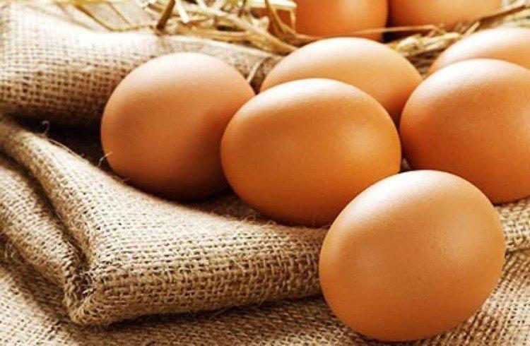Trứng là thực phẩm không thể thiếu trong chế độ giảm cân