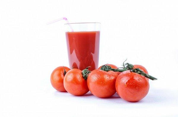 Cà chua tăng tốc độ trao đổi chất
