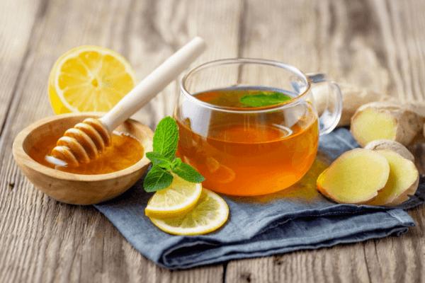 Nên uống mật ong gừng tươi hàng ngày để giảm mỡ bụng nhanh chóng