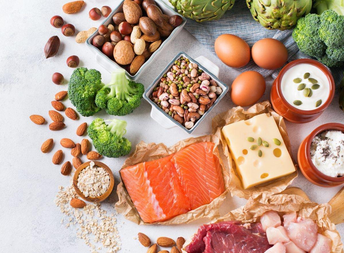 Bổ sung nhóm thực phẩm chứa protein