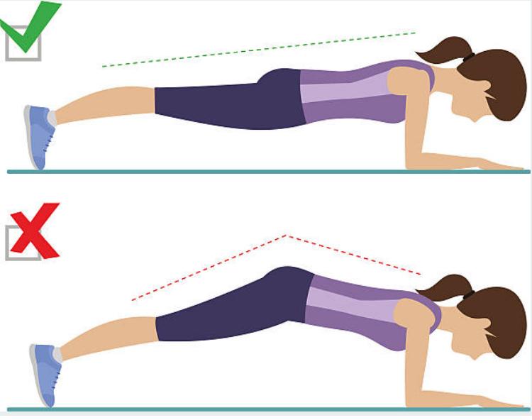 Bài tập plank giảm mỡ bụng