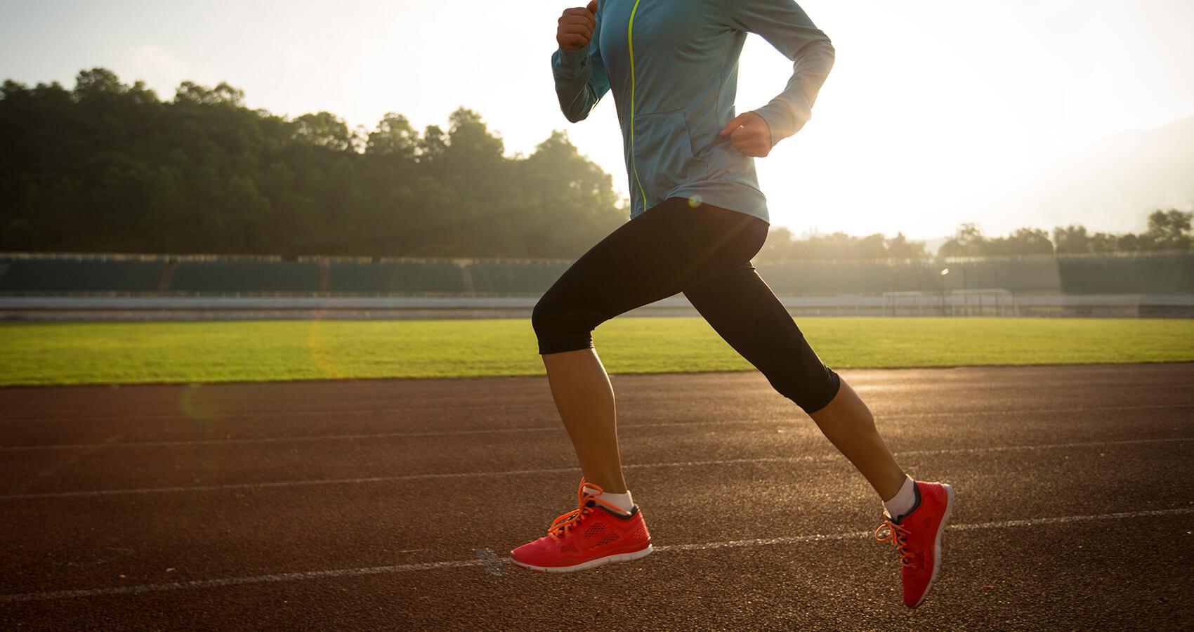 Tập thể dục vào sáng sớm để đốt cháy năng lượng