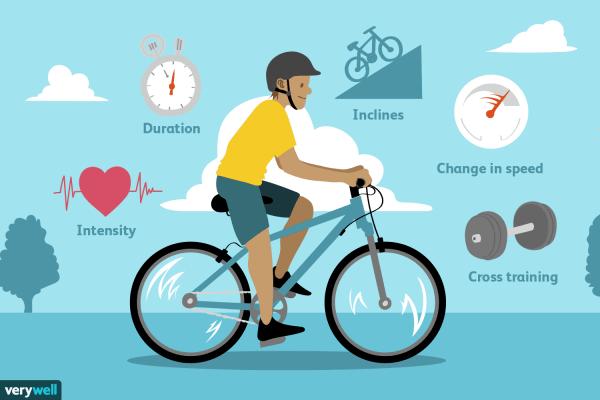 Đi xe đạp để giảm cân
