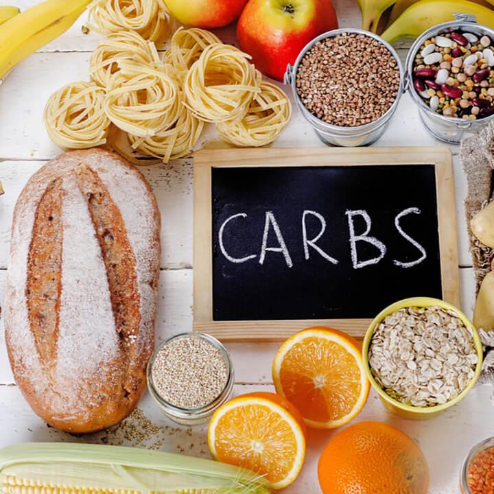 ăn ít thực phẩm chứa nhiều carbohydrate