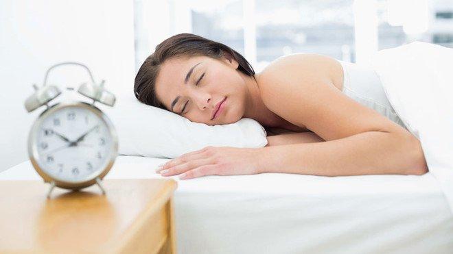 Hãy ngủ đủ giấc để góp phần giảm mỡ mông