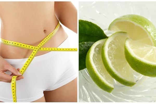 Chanh giảm mỡ bụng hiệu quả