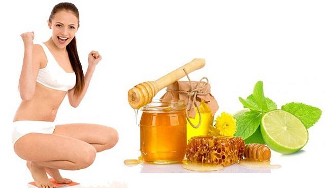 Mật ong có nhiều tác dụng với sức khỏe cơ thể và giảm cân hiệu quả