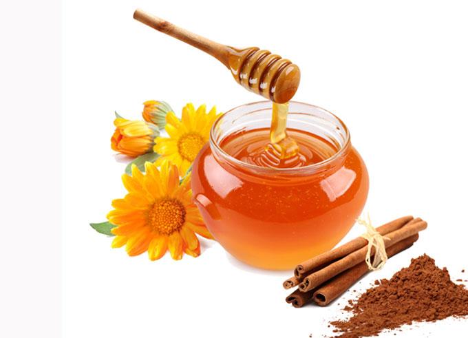 Cách giảm mỡ bụng bằng mật ong và bột quế