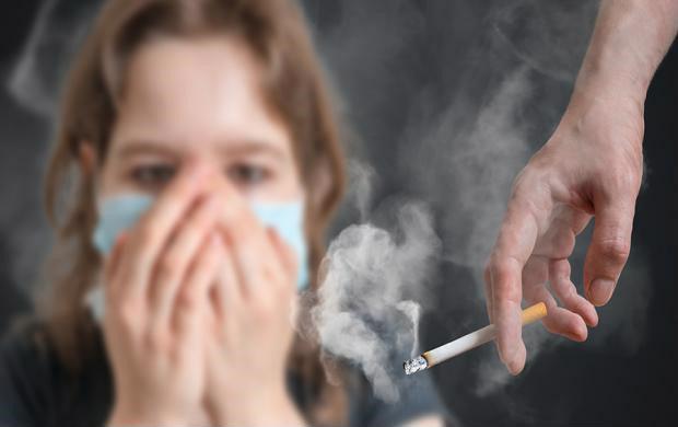 Hút thuốc lá ảnh hưởng rất lớn đến làn da