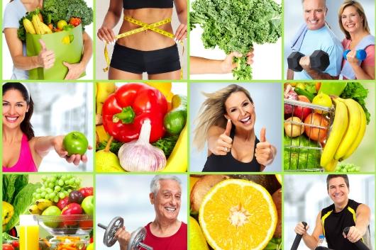 Lối sống lành mạnh giúp cơ thể khỏe mạnh, cân đối