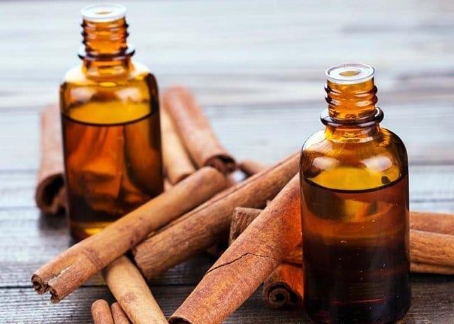 Tinh dầu quế làm giảm mỡ bụng