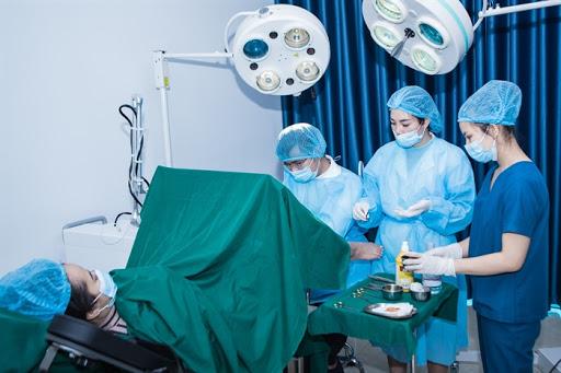 Phẫu thuật thẩm mỹ vùng kín uy tín tại Venus