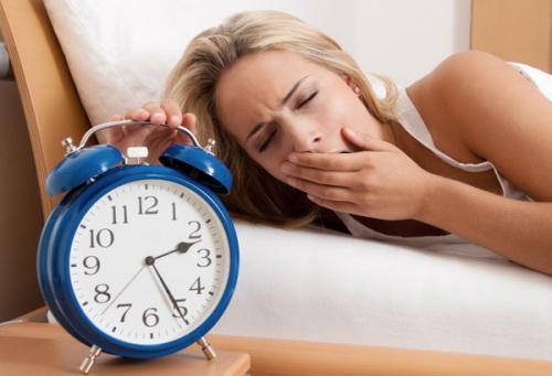 Ngủ quá ít hoặc quá nhiều dễ béo bụng