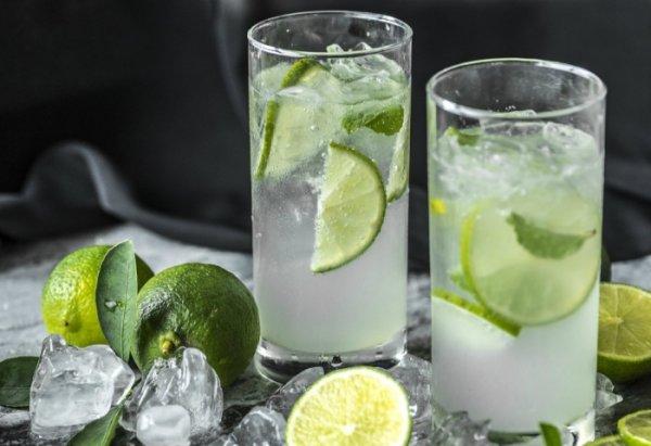 Thức uống giảm mỡ bụng - nước chanh