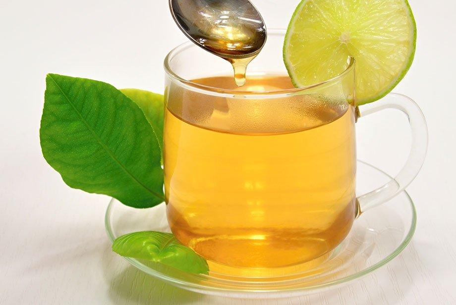 Nước mật ong trà xanh giảm béo bụng an toàn