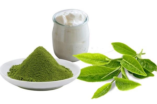 Giảm cân đơn giản với trà xanh và sữa