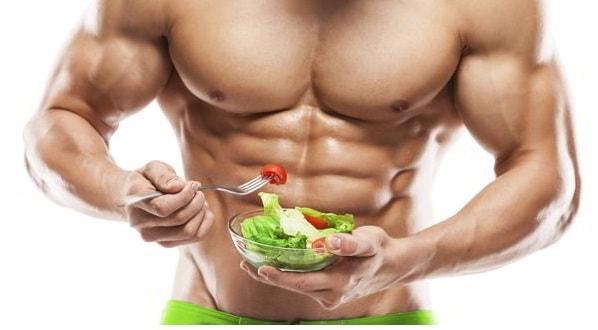 Thực đơn giảm mỡ bụng cho nam nên chứa nhiều chất xơ