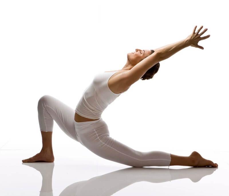 Yoga giảm mỡ bụng cho người mới tập