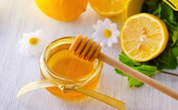 Trắng da toàn thân bằng mặt nạ mật ong và chanh tươi