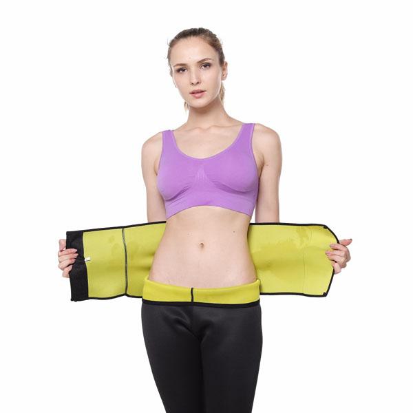 Đai quấn giảm mỡ bụng được nhiều người sử dụng
